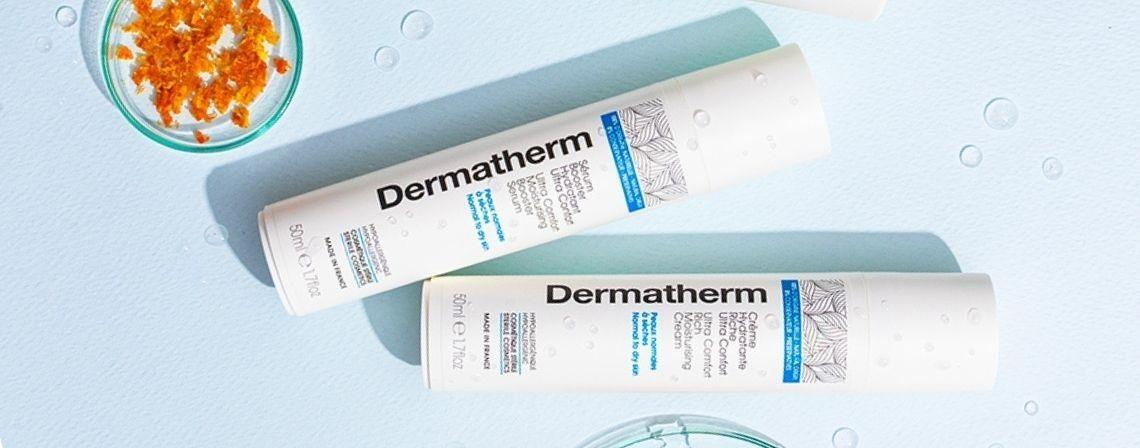 Soins pour les peaux normales à sèches - Dermatherm