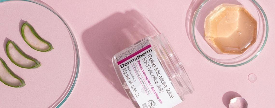 Nos soins démaquillants - Dermatherm